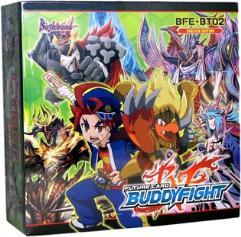 Booster Pack Vol. 2 - Cyber Ninja Squad, Booster Box