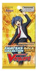 Fighters Collection - 2014 Booster Pack