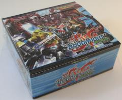 Hundred Booster Pack Vol. 1 - Neo Enforcer, Display Box