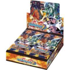 Triple D Booster Pack Vol. 1 - Unleash! Impact Dragon!! Booster Box