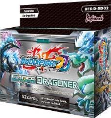 Triple D Starter Deck Vol. 2 - Cross Dragoner Display