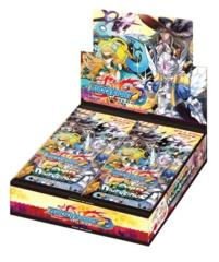 Triple D Booster Pack Vol. 2 Alternate - Four Dimensions Booster Box