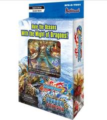 Triple D Starter Deck Vol. 1 - Dragon Emperor of the Colossal Ocean Display
