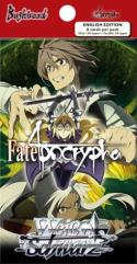Fate/Apocrypha Booster Pack