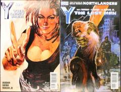 Y - The Last Man 2 Pack - Issues #58 & 59