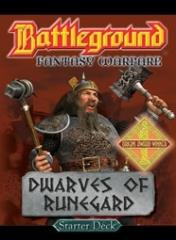 Dwarves of Runegard Starter Deck