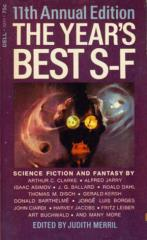 Year's Best SF, The - 11th Annual Edition