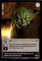Promo Card - Yoda, Jedi Master