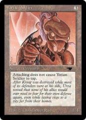 Yotian Soldier (C)