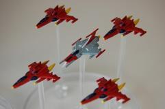 Electra Bombers w/Cosmo Zero
