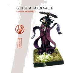 Kuroite Geisha