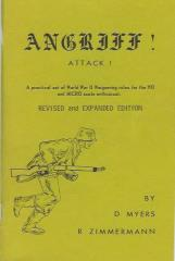 Angriff! Attack! (Revised & Expanded Edition)