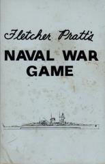 Fletcher Pratt's Naval War Game (2nd Printing)