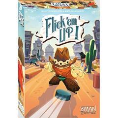 Flick 'Em Up (Plastic Version) (English & German)