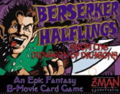 Berserker Halflings - From the Dungeon of Dragons