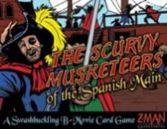Skurvy Musketeers of the Spanish Main, The