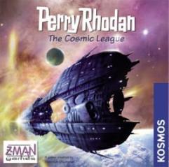 Perry Rhodan - The Cosmic League