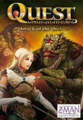 Quest - A Time of Heroes, Attack of the Orcs