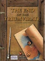 End of the Triumvirate, The