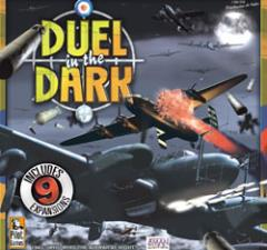 Duel in the Dark w/9 Expansions (2nd Edition)