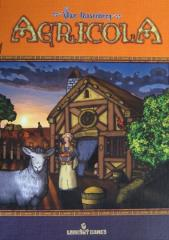 Agricola w/The Goodies Expansion