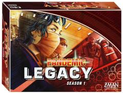 Pandemic Legacy - Season 1, Red