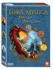 Terra Mystica - Fire & Ice Expansion