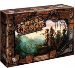 Robinson Crusoe - Adventures on the Cursed Island (1st Edition)