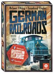 Russian Railroads - German Railroads Expansion