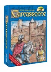 Carcassonne w/The River Expansion (2012 Edition)