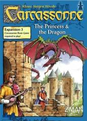 Carcassonne Expansion #3 - Princess & the Dragon, The (2012 Edition)