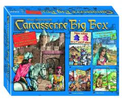 Carcassonne Big Box (5th Edition)