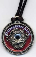 Dungeon Life Pendant