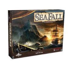 Sea Fall - A Legacy Game