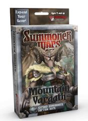 Second Summoner Faction Deck - Mountain Vargath