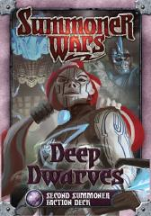 Second Summoner Faction Deck - Deep Dwarves