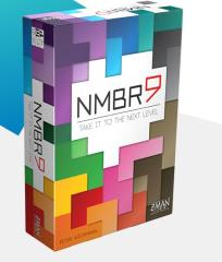 NMBR9 - Take it to the Next Level