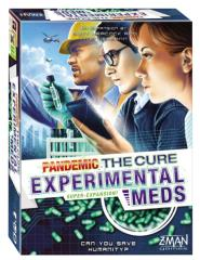 Pandemic the Cure - Experimental Meds (Super Expansion!)