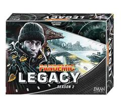 Pandemic Legacy - Season 2, Black