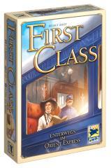 First Class - Orient Express