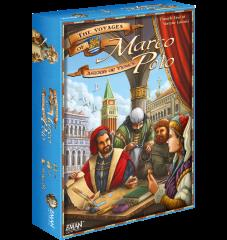 The Voyages of Marco Polo - Agents of Venice Expansion