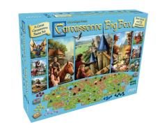 Carcassonne Big Box (6th Edition)