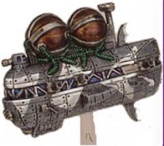 Hammersmith Gunship