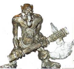 Troll Escaped Slave