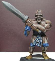 Obsidiman Warrior