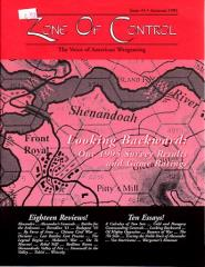 "#4 ""Wargamer's Almanac, Alexander, Tahiti Variant"""