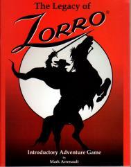 Legacy of Zorro