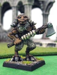Minotaur Warrior