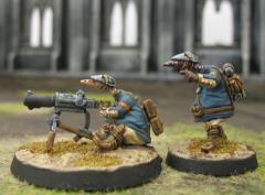 Heavy Shotgun Team