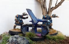 Field Gun w/Crew